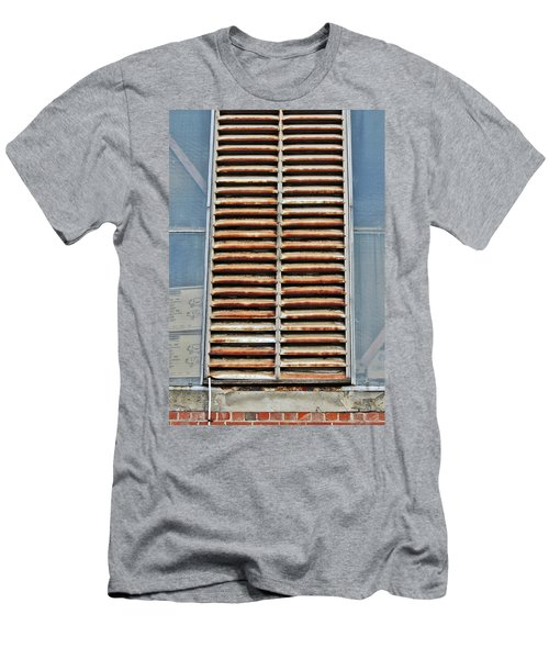 Rusted Shut Men's T-Shirt (Athletic Fit)
