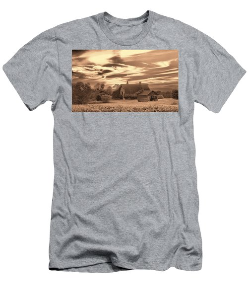 Rustic Barn 2 Men's T-Shirt (Athletic Fit)