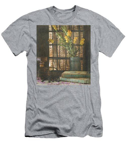 Rustic Still Life 1 Men's T-Shirt (Athletic Fit)