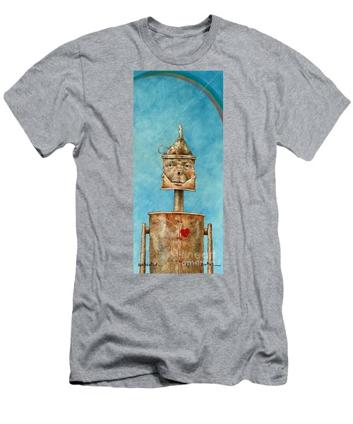 Rusticated... Men's T-Shirt (Athletic Fit)