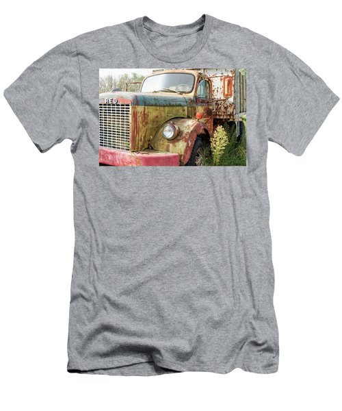 Rusty And Crusty Reo Truck Men's T-Shirt (Athletic Fit)