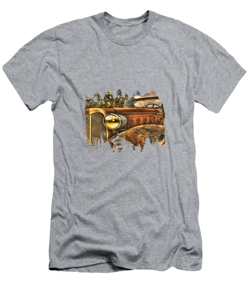 Name Is Rusty Men's T-Shirt (Athletic Fit)