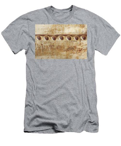 Rusty Rivits Men's T-Shirt (Athletic Fit)