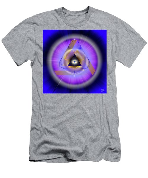 Sacred Geometry 642 Men's T-Shirt (Athletic Fit)