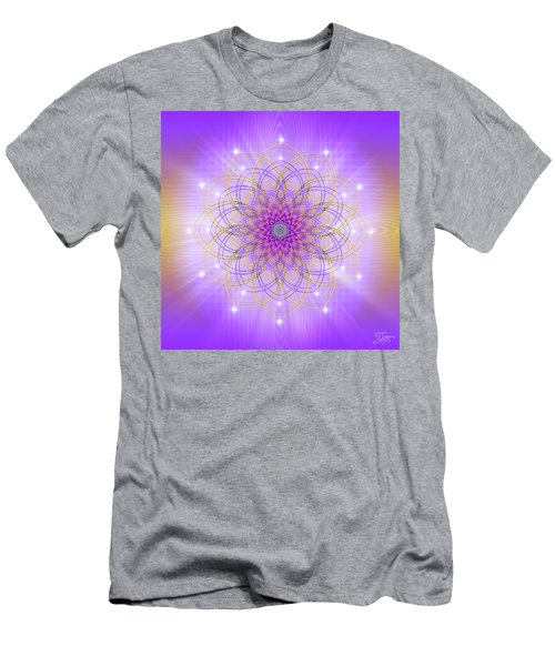 Sacred Geometry 721 Men's T-Shirt (Athletic Fit)