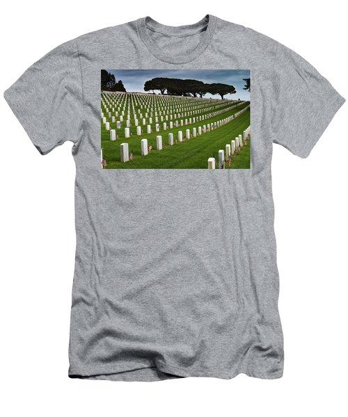 Sad Beauty Men's T-Shirt (Athletic Fit)