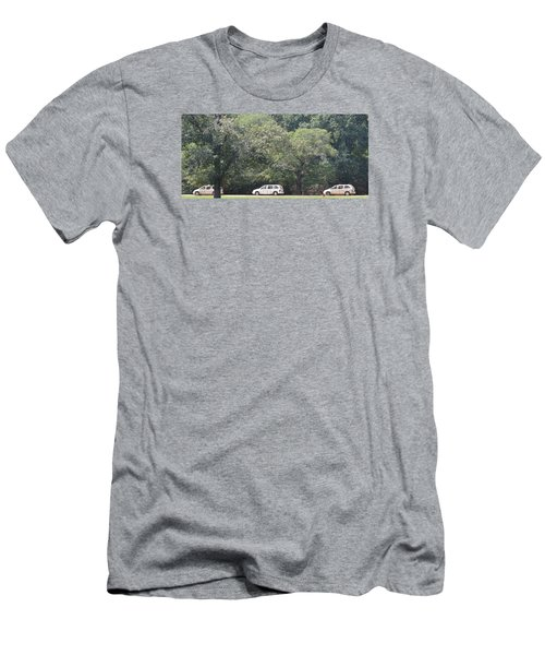 Safari Cars Men's T-Shirt (Athletic Fit)