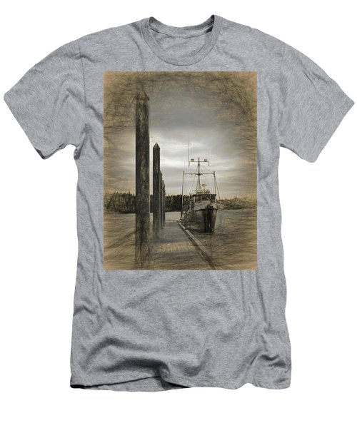 Safe Harbor Men's T-Shirt (Athletic Fit)