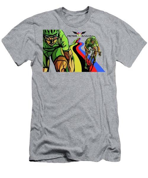 Sagan Men's T-Shirt (Athletic Fit)