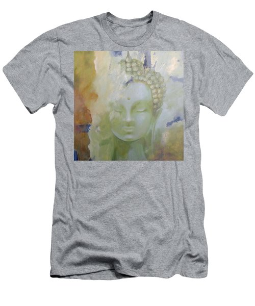 Sage Buddha Men's T-Shirt (Athletic Fit)