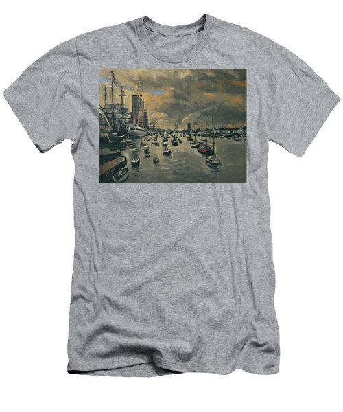Sail Amsterdam 2015 Men's T-Shirt (Athletic Fit)