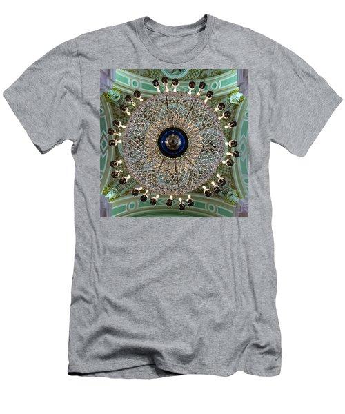Saints Peter And Paul Fortress Men's T-Shirt (Athletic Fit)