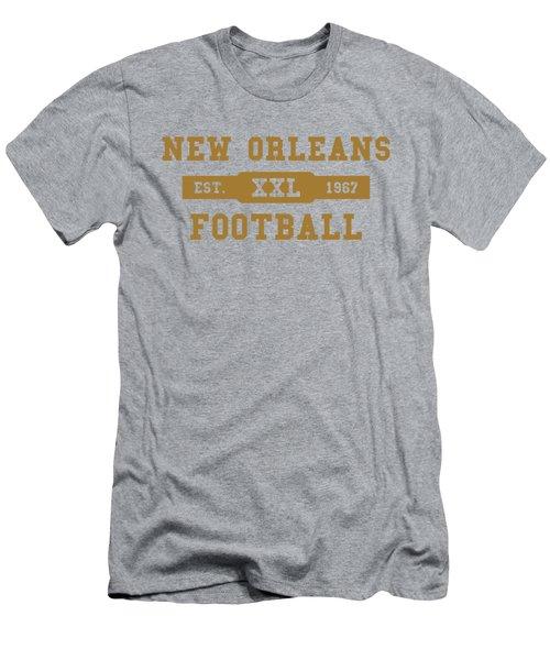 Saints Retro Shirt Men's T-Shirt (Athletic Fit)