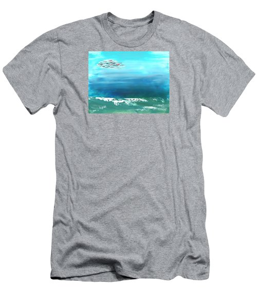Salt Air Men's T-Shirt (Athletic Fit)