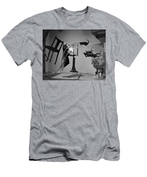 Salvador Dali 1904-1989 Men's T-Shirt (Slim Fit) by Granger