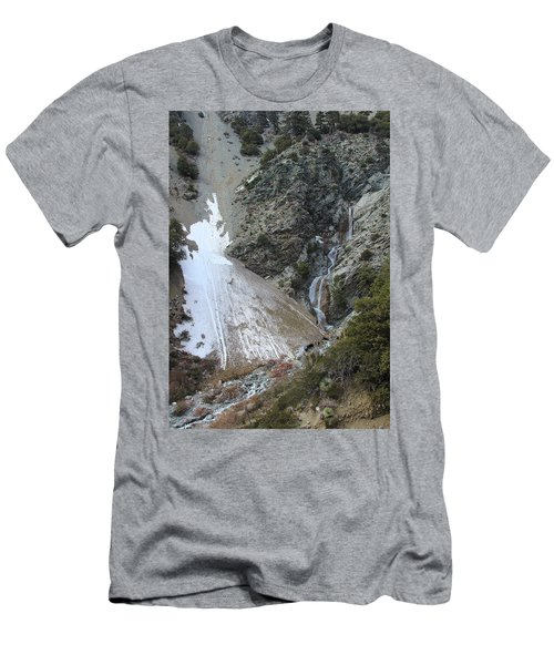 San Antonio Waterfalls Men's T-Shirt (Athletic Fit)