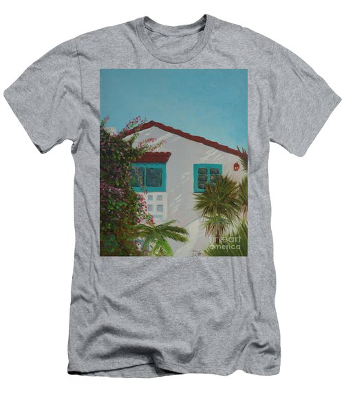 San Clemente Art Supply Men's T-Shirt (Athletic Fit)