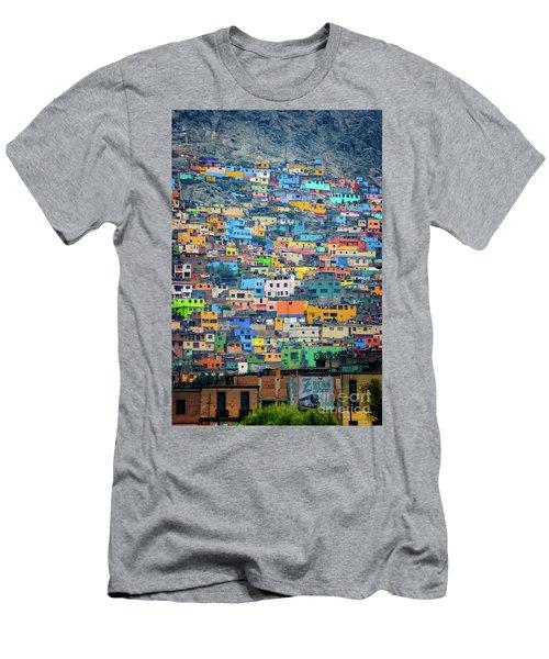 San Cristobal Men's T-Shirt (Athletic Fit)