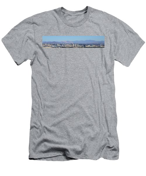 San Diego Pano Men's T-Shirt (Athletic Fit)