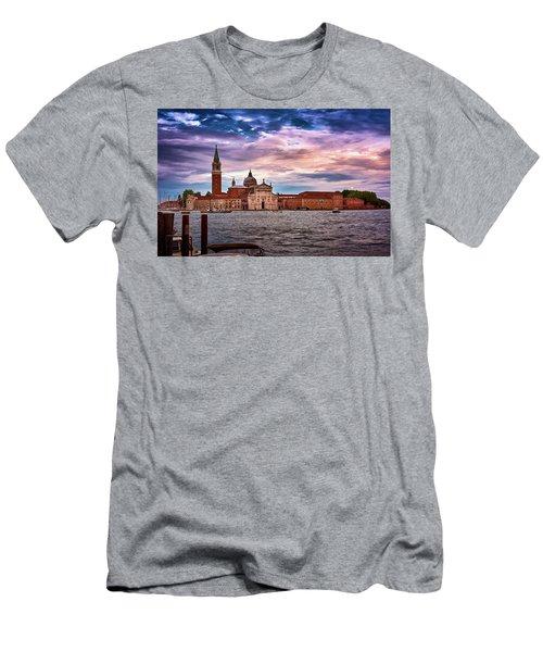 San Giorgio Di Maggiore Church Men's T-Shirt (Athletic Fit)