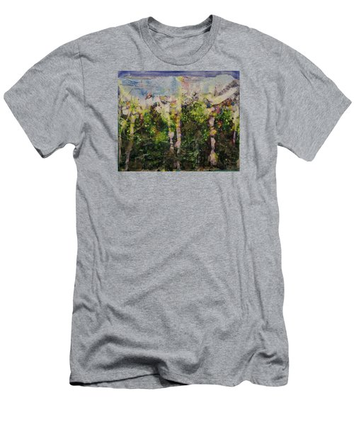 Sanative Men's T-Shirt (Slim Fit) by Ron Richard Baviello