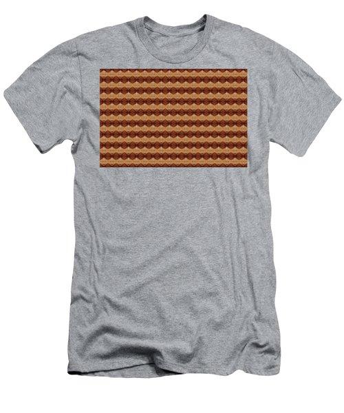 Sanctuaries Men's T-Shirt (Slim Fit) by Paula Ayers