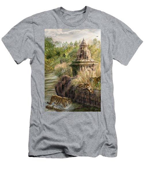 Sanctuary Men's T-Shirt (Athletic Fit)