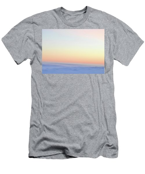 Sand Painting 4 Men's T-Shirt (Athletic Fit)