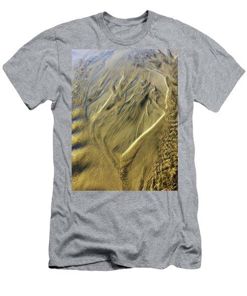 Sand Sculpture 11 Men's T-Shirt (Athletic Fit)