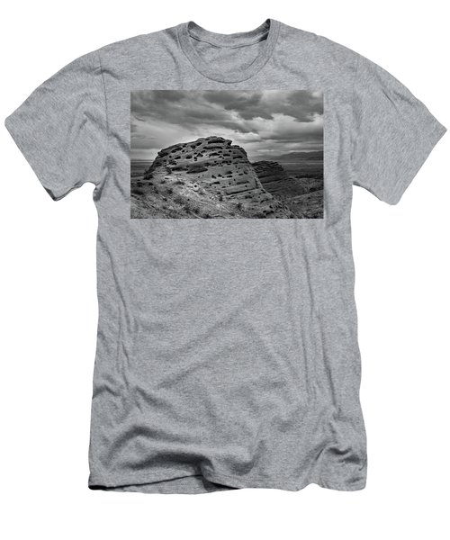 Sandstone Butte Men's T-Shirt (Athletic Fit)