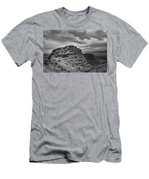 Sandstone Butte Men's T-Shirt (Athletic Fit)
