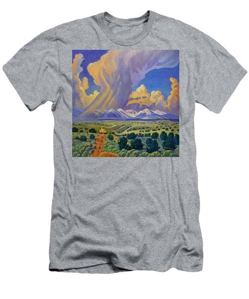 Sangr De Christo Passage Men's T-Shirt (Athletic Fit)