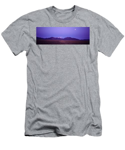 Sangre De Cristo Mountains At Sunset Men's T-Shirt (Athletic Fit)
