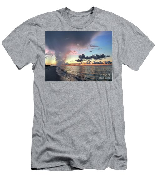 Sanibel Island Sunrise Men's T-Shirt (Athletic Fit)