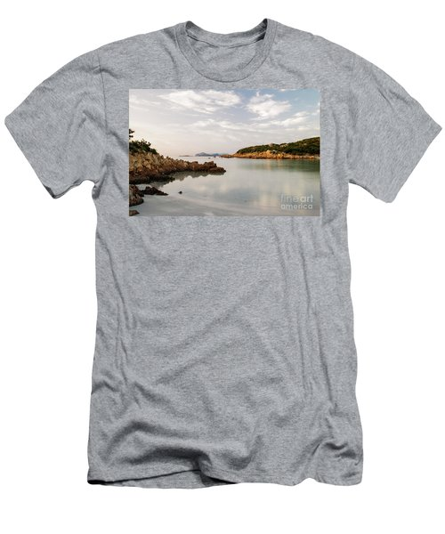 Sardinian Coast I Men's T-Shirt (Athletic Fit)