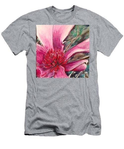 Saucy Magnolia Men's T-Shirt (Athletic Fit)