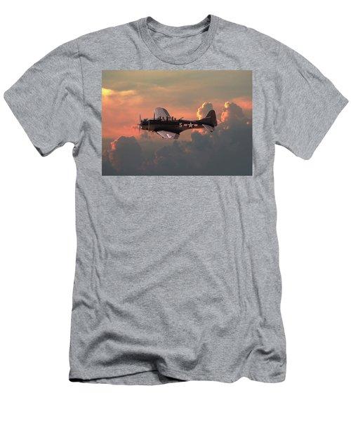 Sbd - Dauntless Men's T-Shirt (Athletic Fit)