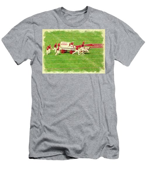Schooner Celebration Men's T-Shirt (Athletic Fit)