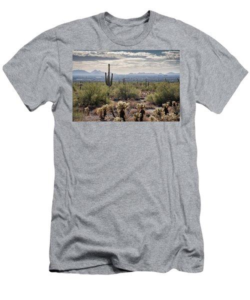 Scottsdale Arizona Men's T-Shirt (Athletic Fit)