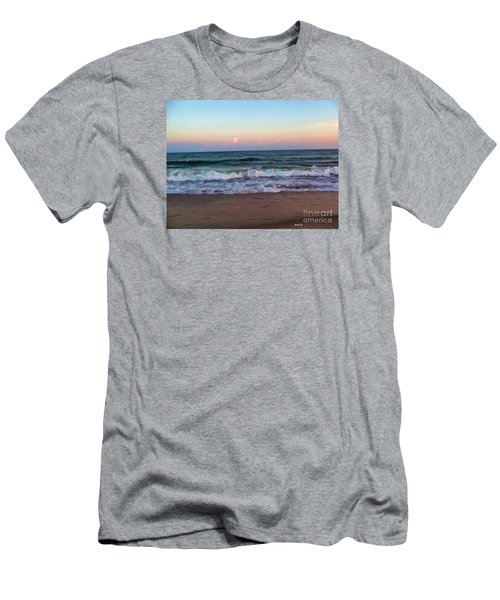 Men's T-Shirt (Slim Fit) featuring the photograph Sea And Sky by Roberta Byram
