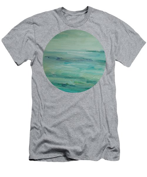 Sea Glass Men's T-Shirt (Athletic Fit)