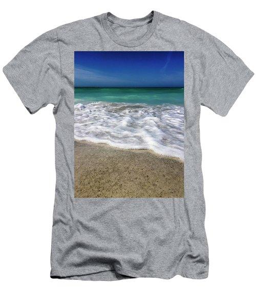 Sea Latte Men's T-Shirt (Athletic Fit)