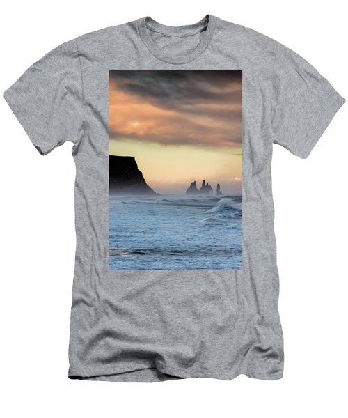 Sea Stacks Men's T-Shirt (Athletic Fit)