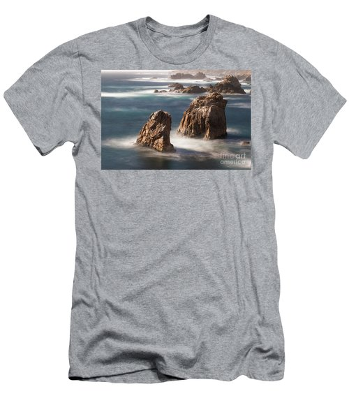Sea Stacks  Men's T-Shirt (Athletic Fit)