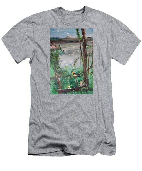 Sea To Sky Men's T-Shirt (Athletic Fit)