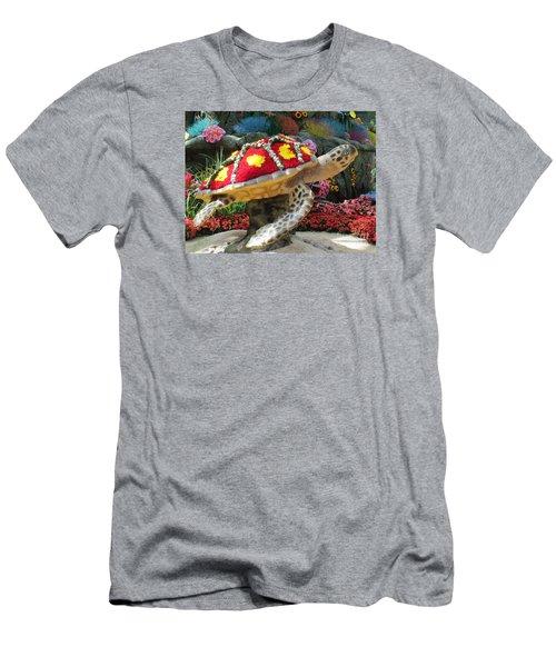 Sea Turtle Men's T-Shirt (Athletic Fit)
