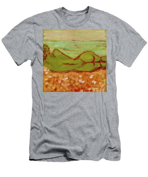 Seagirlscape Men's T-Shirt (Athletic Fit)
