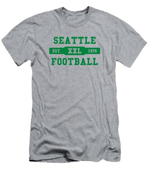 Seahawks Retro Shirt Men's T-Shirt (Athletic Fit)