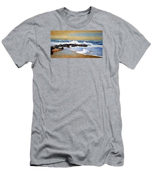 Seamist Men's T-Shirt (Athletic Fit)