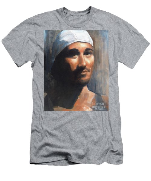 Sean Men's T-Shirt (Slim Fit) by Diane Daigle